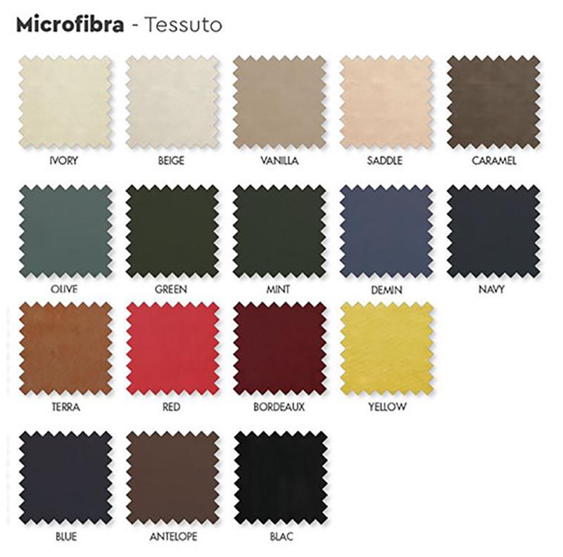 TESSUTO MICROFIBRA